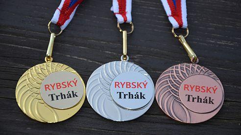 Rybský trhák - 4. ročník 15.10.2016