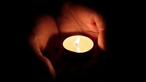 Betlémské světlo v kostele