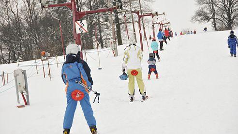 Lyžování a snowboarding