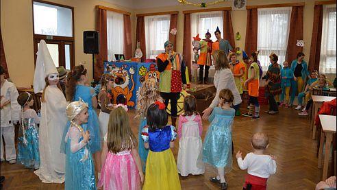 15.02.2020: Dětský maškarní ples