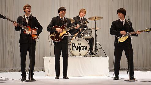 Beatles v Rybí