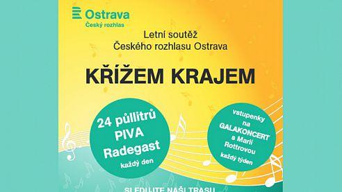 19.08.2019: Zasoutěžte si o 24 půllitrů piva Radegast s Českým rozhlasem v Rybí