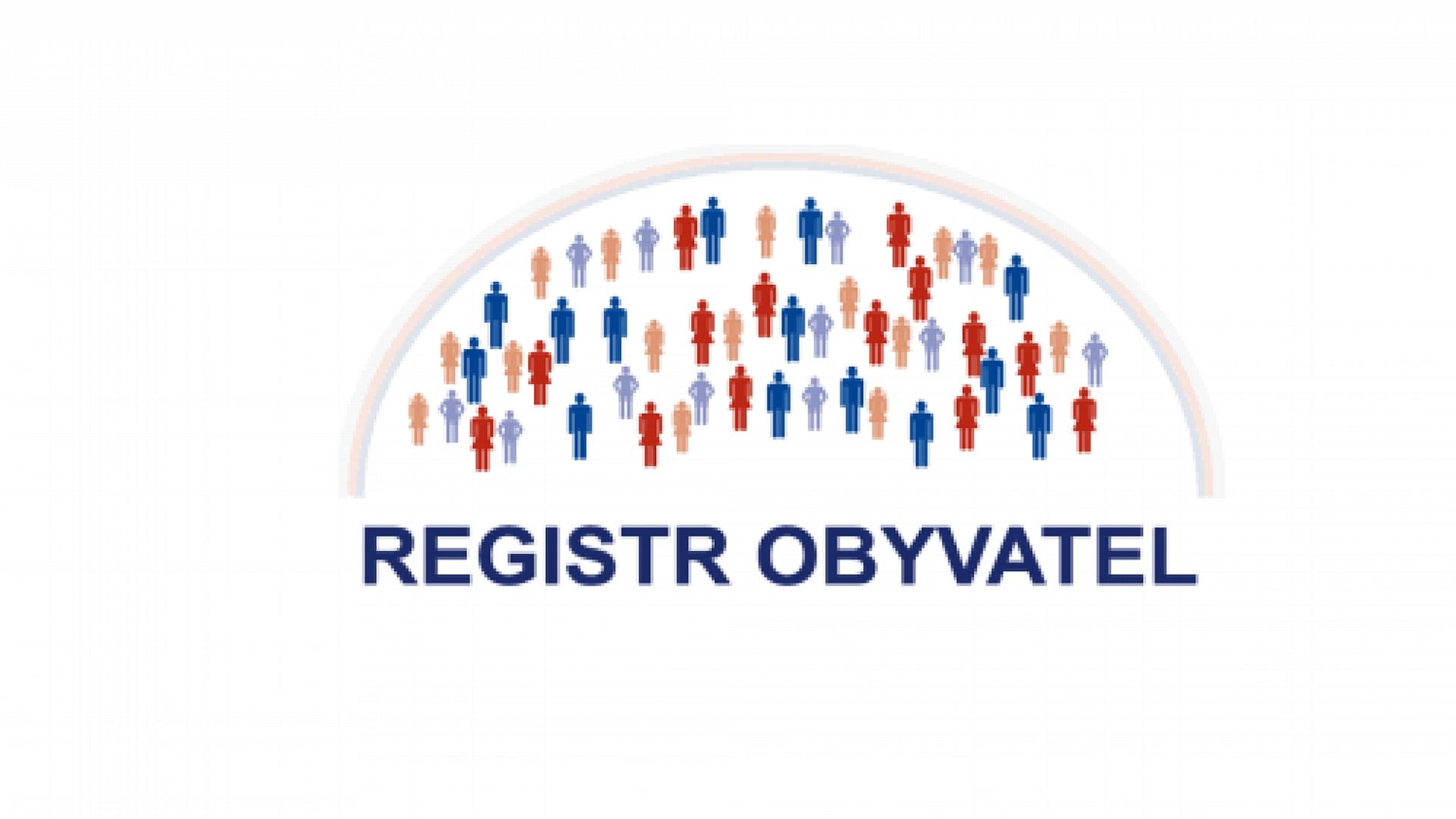 internet - registr obyvatel