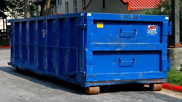Sběr velkoobjemového odpadu v měsíci říjnu 2016