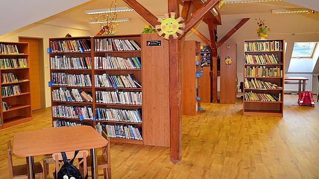 Obecní knihovna & internet