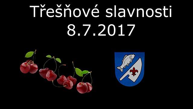 Třešňové slavnosti 8.7.2017