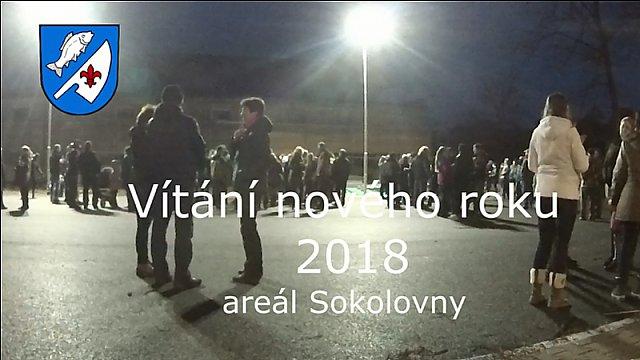 Vítání nového roku 2018