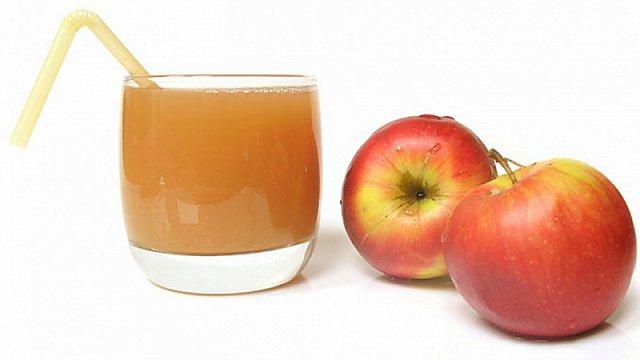 Moštování jablek