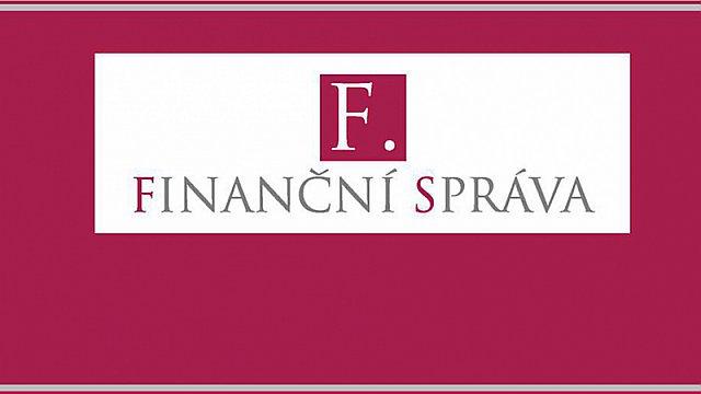 Finanční úřad - daňové přiznání