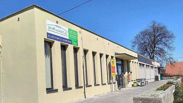 Pošta Partner Rybí = Kontaktní místo Zdravotní pojišťovny Ministerstva vnitra ČR