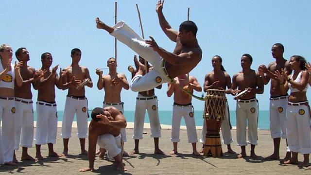 Nábor nových členů Capoeiry Nový Jičín