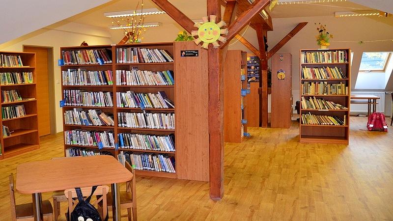 Archiv obce - Knihovna v Rybí