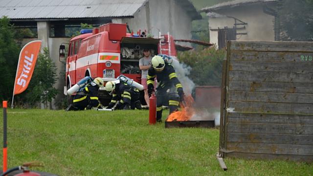 Lukáš Unger - Spáleniště 6.7.2018